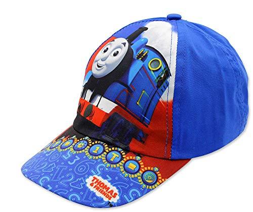 BWR Thomas & Friends Thomas die Kleine Lokomotive Baseballkappe Hellblau
