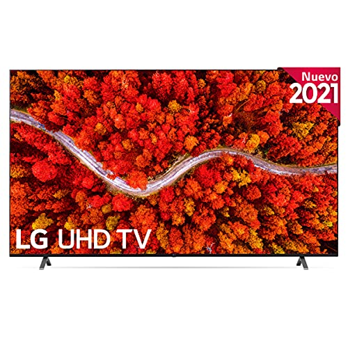 LG 4K UHD 80006LA 82 pulgadas