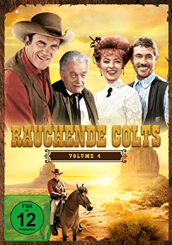 Rauchende Colts - Volume 4 [6 DVDs]