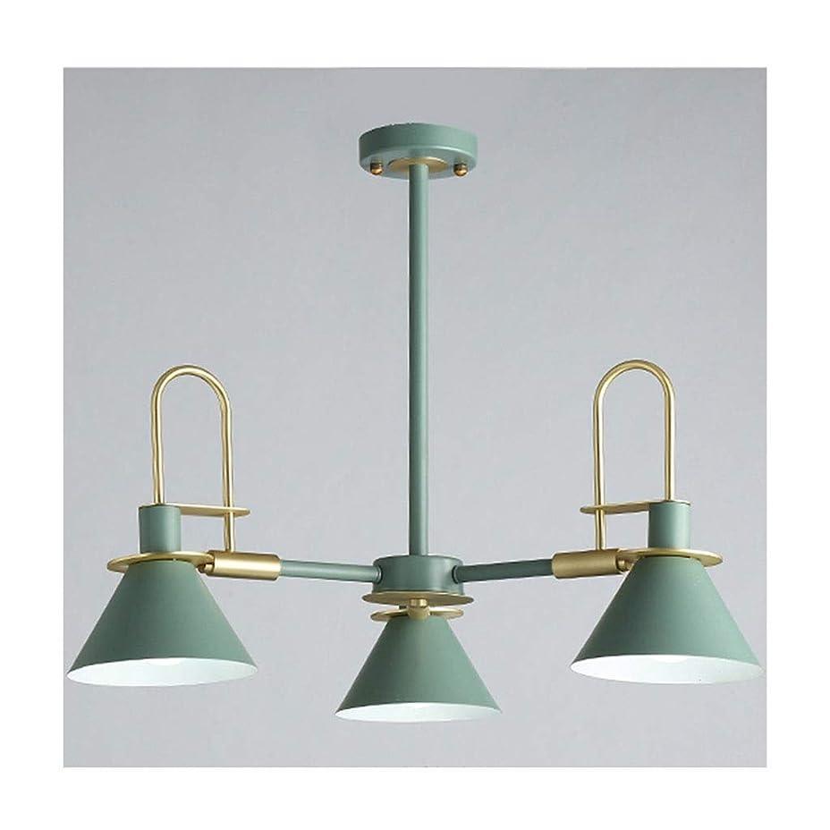 モス比喩やりがいのある123 シャンデリアシーリングライトペンダントライトランプ照明ぶら下げledランプシェード備品カバー電球ルーム寝室装飾クリエイティブシンプルキッチン 456 (Color : A)