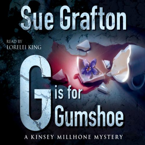 G Is for Gumshoe cover art
