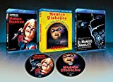 Muñeco Diabolico BD + DVD de Extras + Slip Cover 1988 Child's Play [Blu-ray]