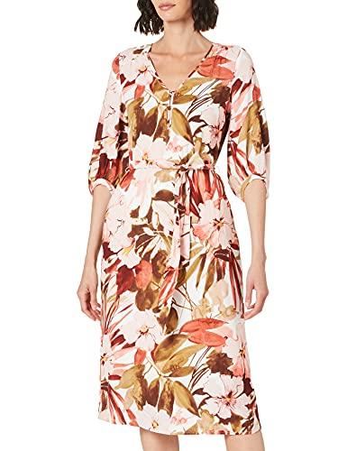 ESPRIT Collection Damen 041EO1E330 Kleid, 693/LIGHT PINK 4, 40