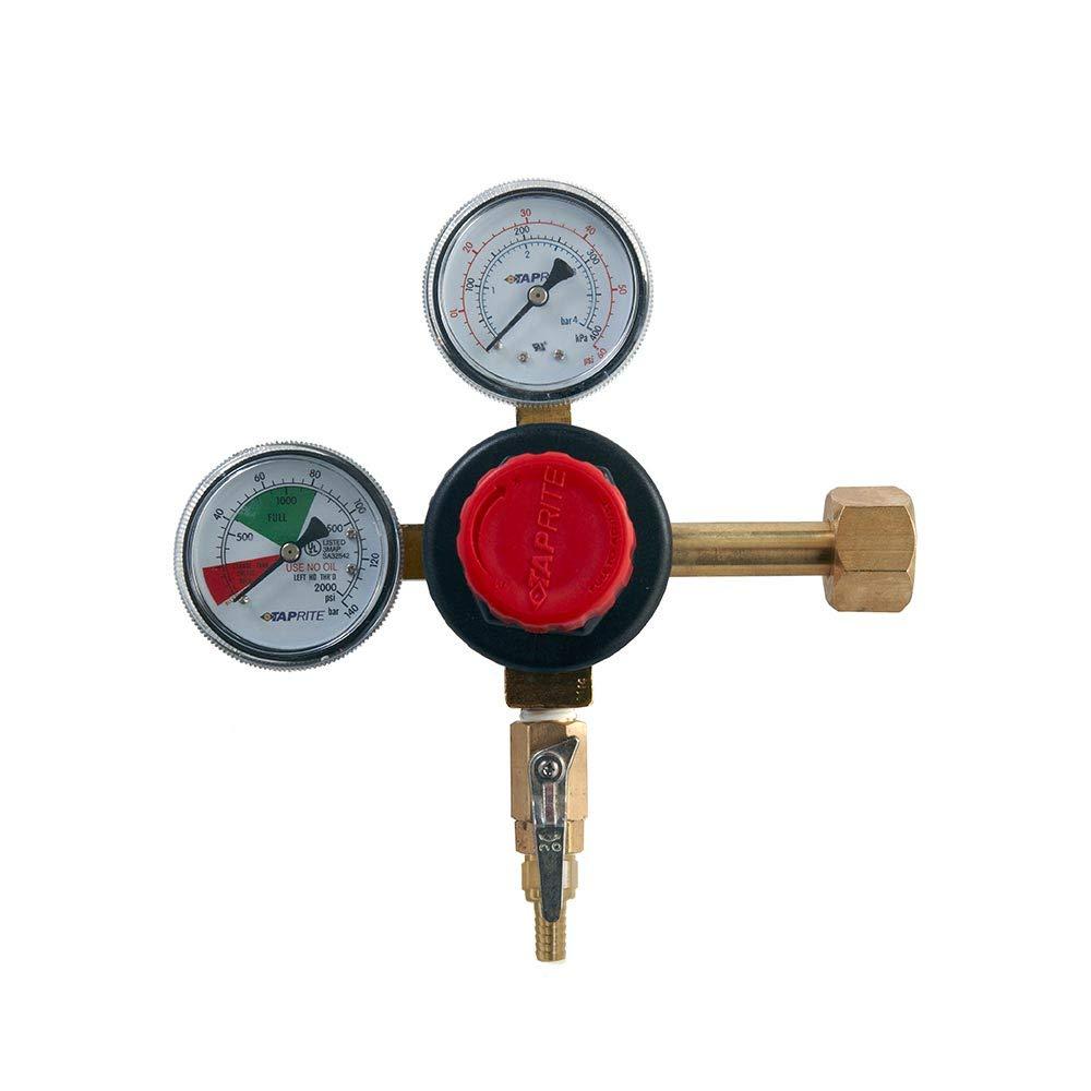 Taprite 12218 Dual Gauge Regulator