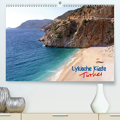 Lykische Küste, Türkei (Premium, hochwertiger DIN A2 Wandkalender 2021, Kunstdruck in Hochglanz)