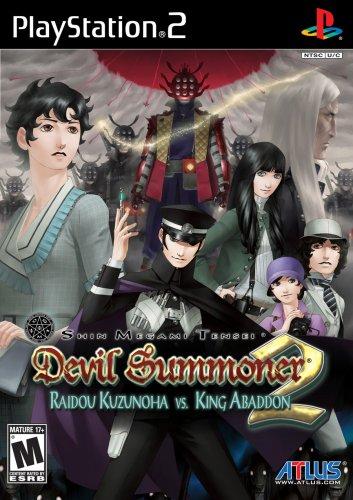 Devil Summoner 2 [With Raiho P [Edizione: Germania]