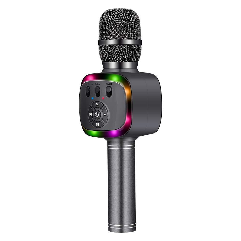 BONAOK Bluetooth Wireless Microphone Party%EF%BC%88Space