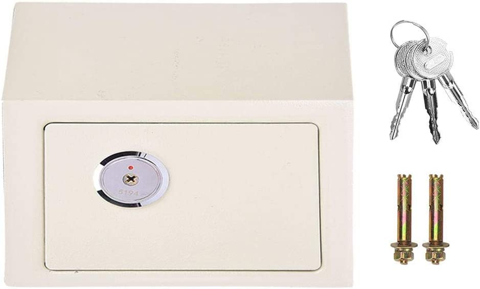 GLOGLOW Security New popularity Safe Lock Box Alloy Safety High Popular brand in the world 4.6L Steel