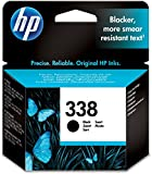 HP C8765EE 338 Original Ink Cartridge, Black, Single Pack