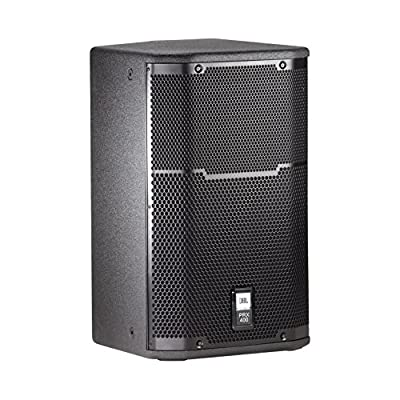 "JBL PRX412M 12"" Portable 2-way Passive Utility Stage Monitor and Loudspeaker System, Black from JBL"