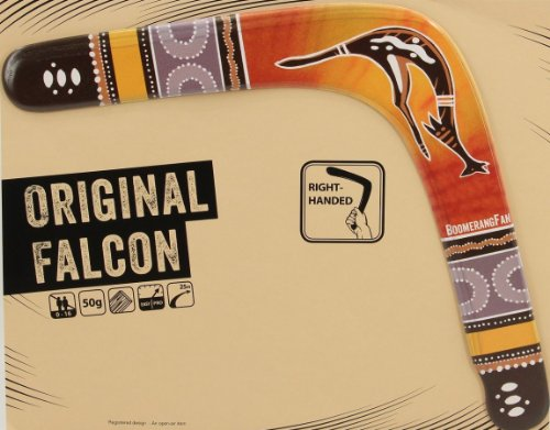 Bumerang / Boomerang - Fan Falconet Design