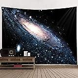 Constelación Psicodélica Galaxy Universo , Tela De Pared...