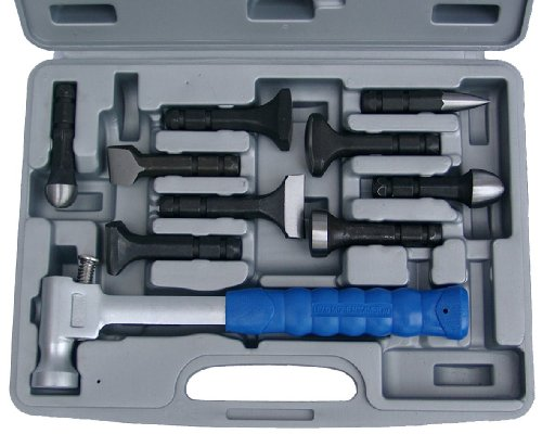SW-Stahl 23020L Profi-Ausbeulsatz 10-teilig