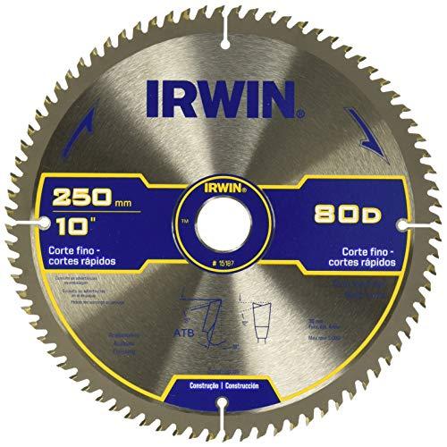 disco sierra circular para aluminio fabricante IRWIN