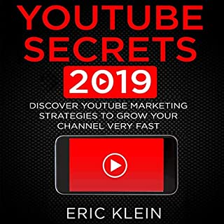 YouTube Secrets 2019 audiobook cover art