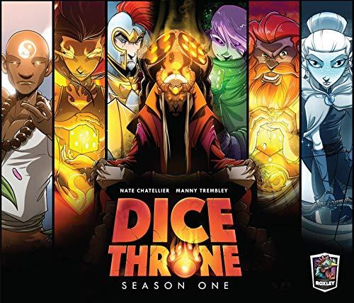 Dice Throne: Season 1