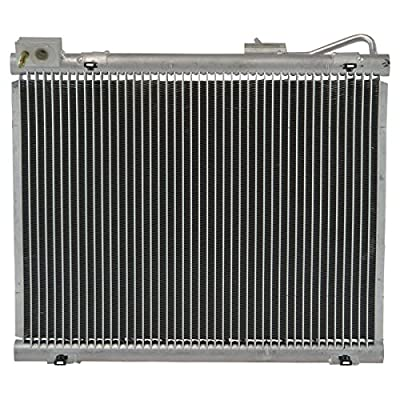 AC Condenser A/C Air Conditioning for Dodge Ram Pickup Truck Gas