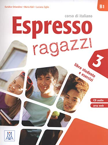 Espresso ragazzi. Con CD-Audio (Vol. 3): Libro studente e esercizi + CD audio 3