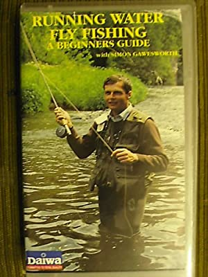 Running Water Fly Fishing - A Beginners Guide