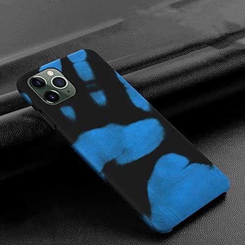 Estuche de inducción de Calor térmico para Xiaomi Mi 11 Ultra 10T Lite 10S Poco X3 F3 Redmi 9A 9C Note 10 Pro 9S 8T Cubierta de decoloración, 3, para Redmi Note 10 ProMax