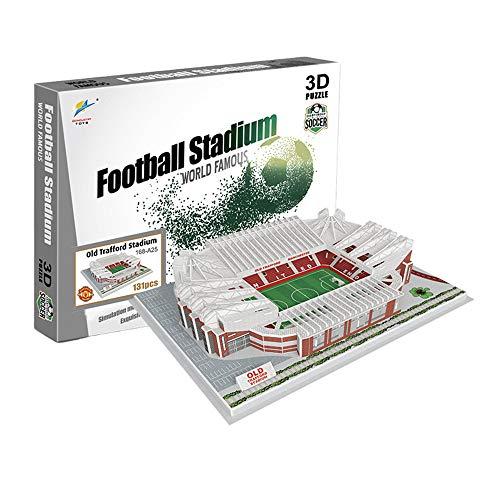 N\P 3D Puzzle Altes Trafford Stadion 131St