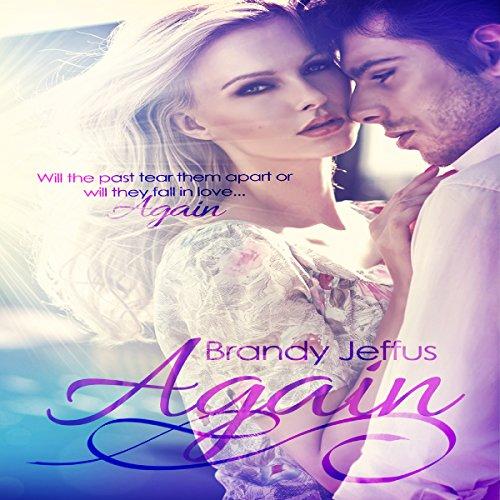 Again audiobook cover art