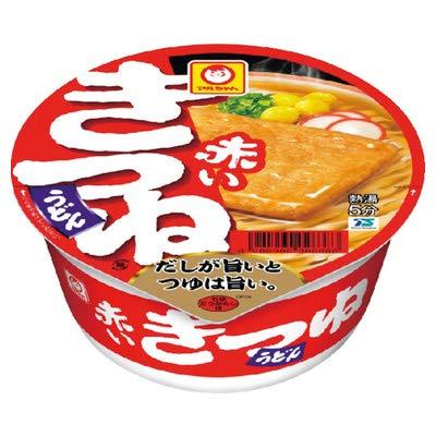 マルちゃん 赤いきつねうどん(関西) 96g×12個