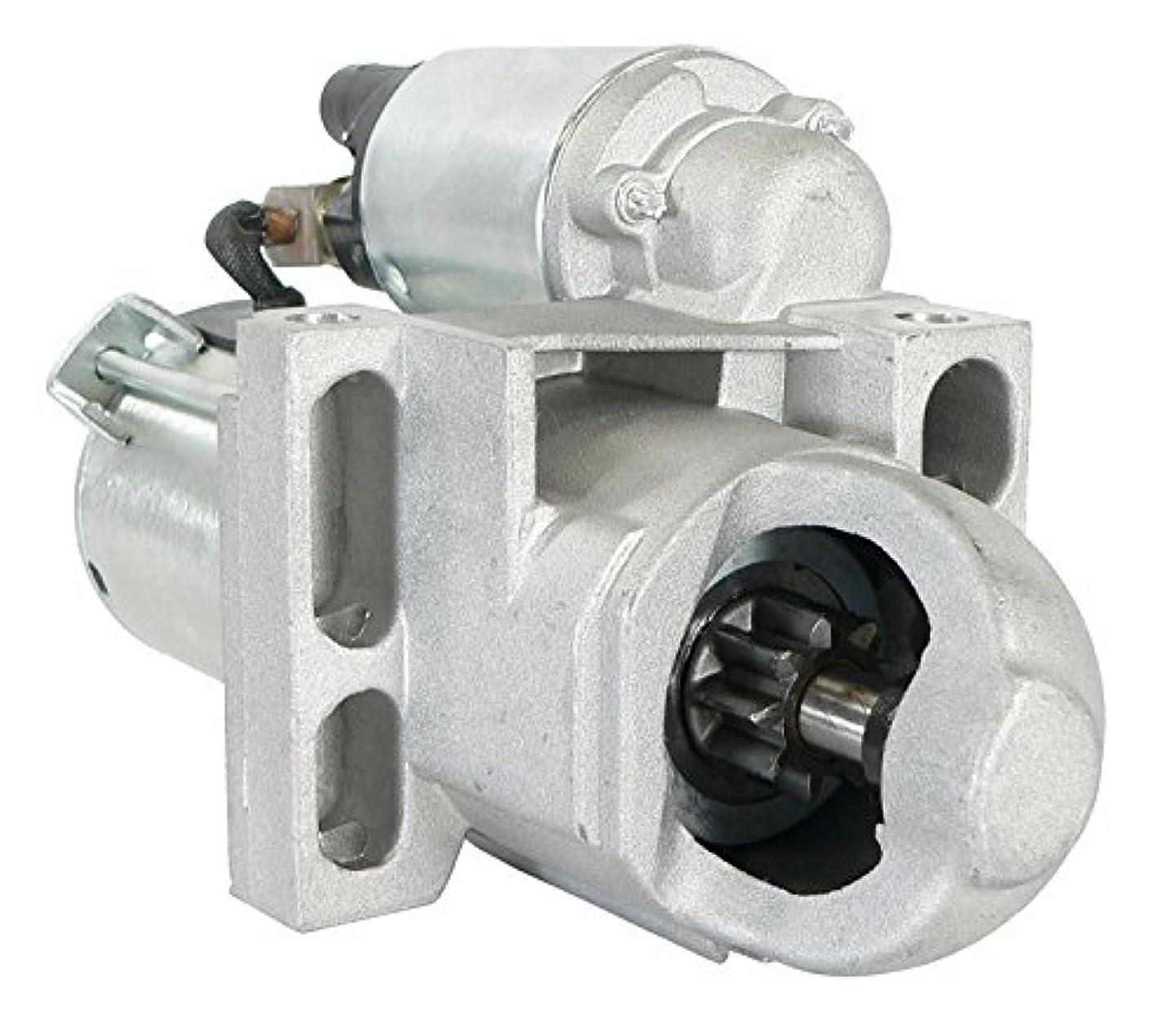 DB Electrical SDR0381 Starter For 4.3 4.3L Chevrolet GMC Silverado & Sierra 1500 Pickup 09 10 11 12 13 / Express & Savana Van 2008-2014/12611101, 19168040, 19180530 8000214, 8000293