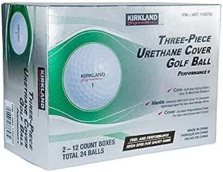 Best kirkland golf balls 3 piece Reviews