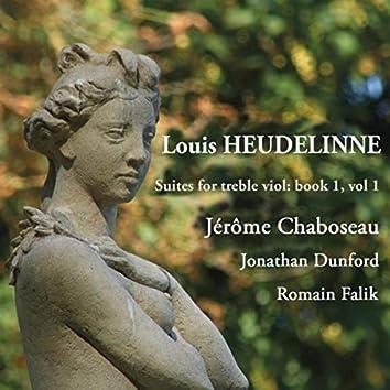 Heudelinne: Book 1, Vol. 1