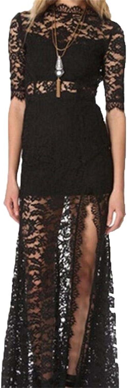 Angel&Lily LACE Party Cocktail Long Dress plus1x10x(SZ1652)
