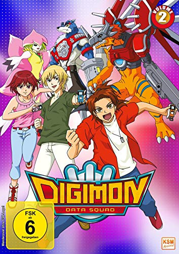 Digimon Data Squad, Vol. 2 [3 DVDs]