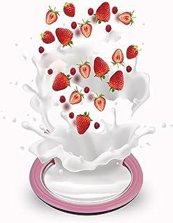 SHYPT Fried Yogurt Machine Household Small Fried Ice Machine Mini Children's Homemade Fruit Copy Ice Cream Machine Noisy I...