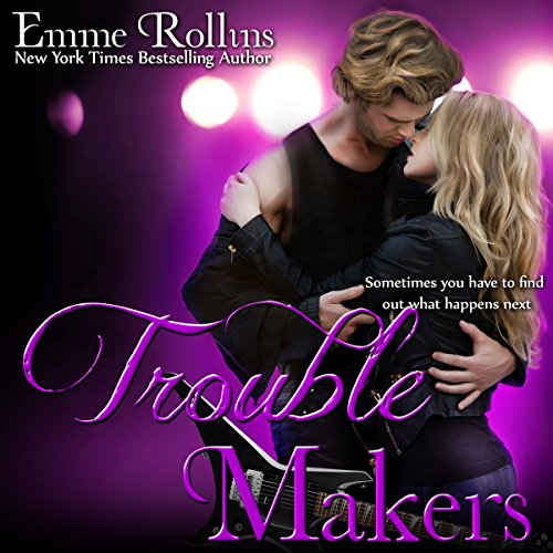 Trouble Makers cover art