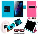 Hülle für Lenovo Tab 2 A7-10 Tasche Cover Hülle Bumper | in Pink | Testsieger