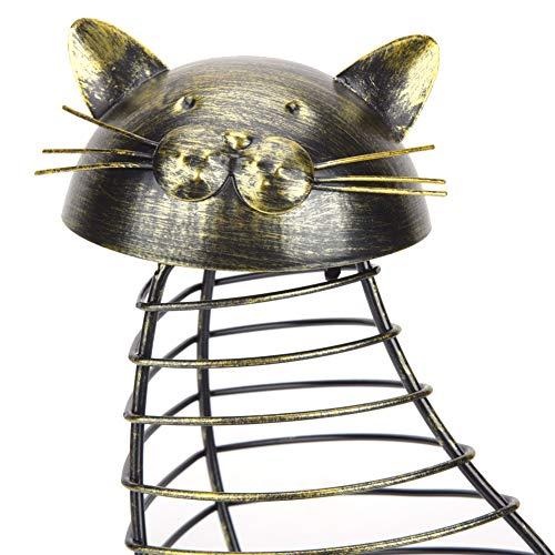 Wanier Envase del Corcho del Vino, Superficie Delicada del envase del Corcho del Gato para la Mesa de Comedor para la decoración de la casa