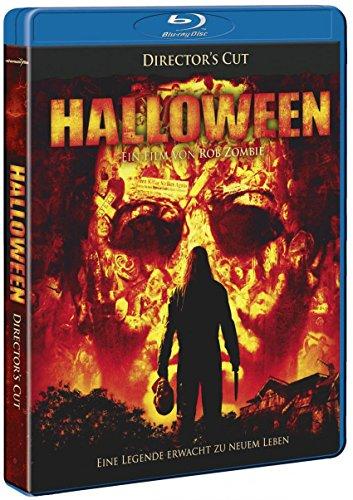 BR Halloween - Uncut Deutsch Limited Edition - (Blu-ray)