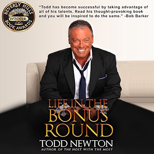 Life in the Bonus Round audiobook cover art