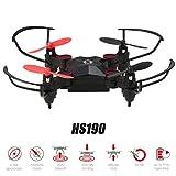 Holy Stone Mini Drone Nano Plegable RC para niños HS190...
