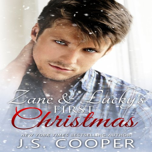 Zane & Lucky's First Christmas Audiobook By J. S. Cooper cover art