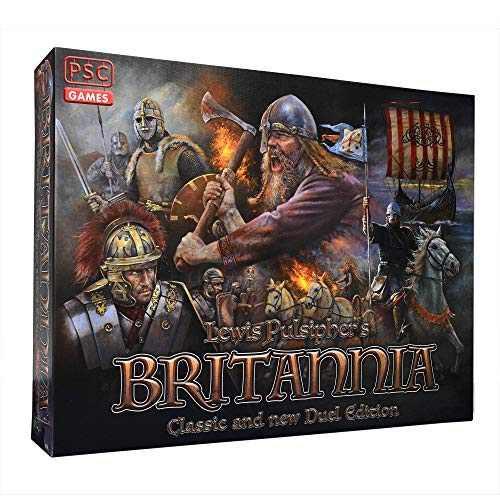 PSC Games Britannia Classic and Duel Edition (English)