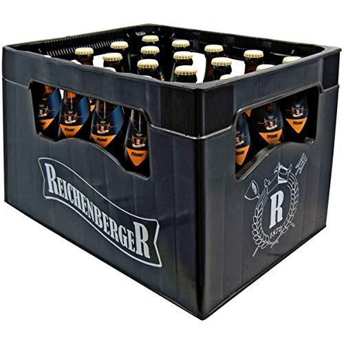 Reichenberger Pils 20x0,5l (MEHRWEG) Bier Cervesa Beer Kasten 4.9 % Vol