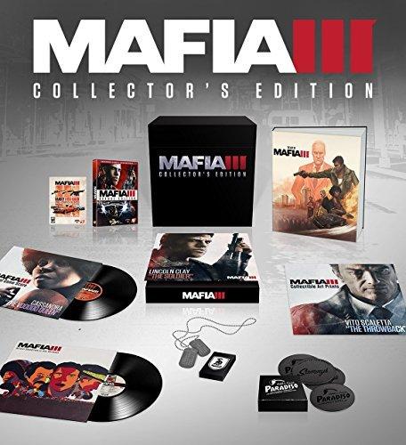 Mafia III Collector`s Edition PC