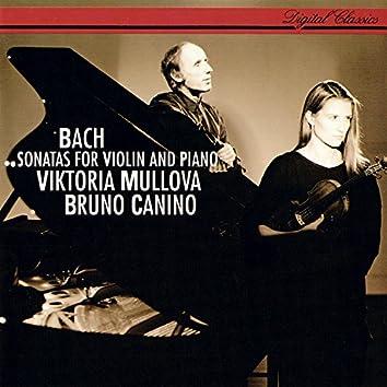 Bach, J.S. Violin Sonatas Nos. 1, 2 & 6 / Bach, C.P.E.: Violin Sonata in C Minor