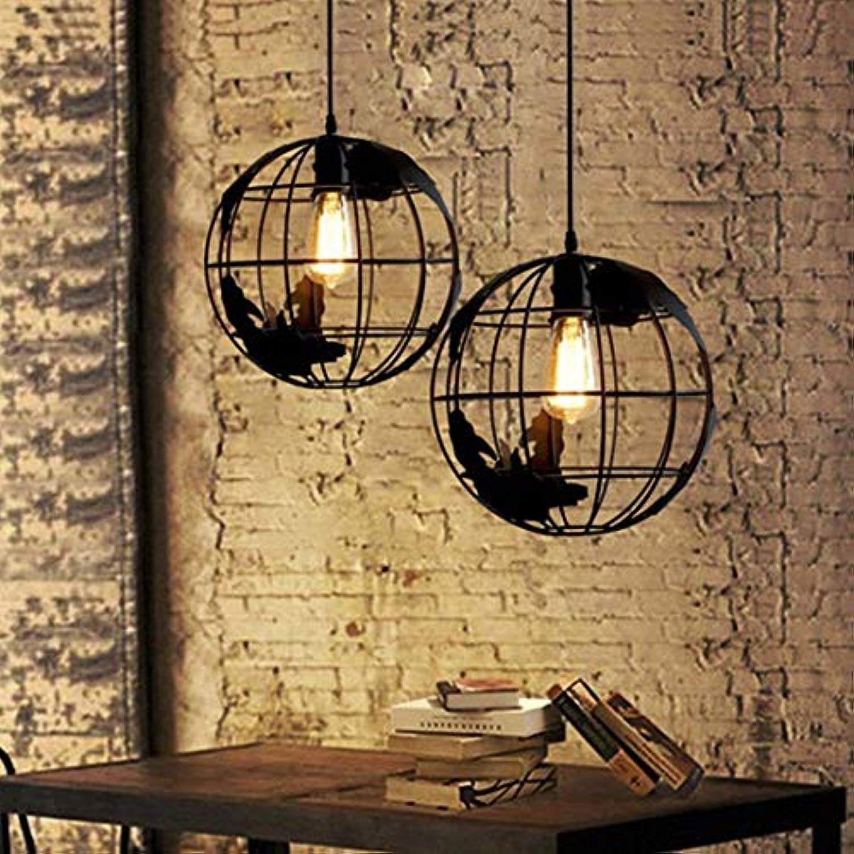 XFZ   12 '' Modern Globe Pendelleuchte Deckenleuchte Kronleuchter für Büro Esszimmer Wohnzimmer Halle Esszimmer Hhenverstellbar Schwarz