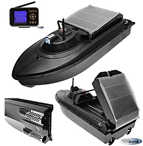 Futterboot Köderboot Bait Boat JABO 2CG-20A automatische Navigation GPS Echolot