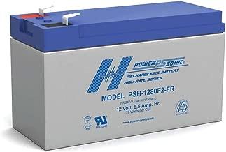 Sealed Lead Acid Battery 12V 8.5AH FLAME RET FASTON 0.250
