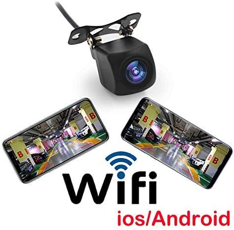 Fumei HD 720p WiFi Camera Wireless Backup Camera for Car with APP Intelligent Video Recording product image