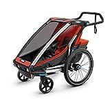 Thule Chariot Adaptador Internacional, 87 cm, Orange