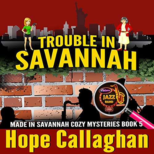 Trouble in Savannah cover art